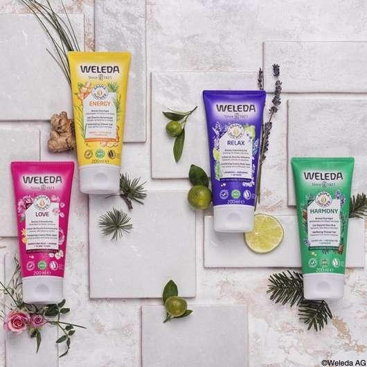 WELEDA Aroma Showers