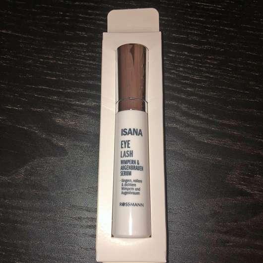 ISANA Eye Lash Wimpern-/Augenbrauen-Serum