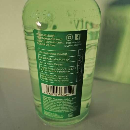 treaclemoon minty summer lime duschgel (LE)