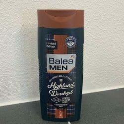 Produktbild zu Balea Men Highland Duschgel