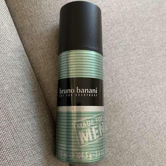bruno banani Made for Men Deodorant Spray
