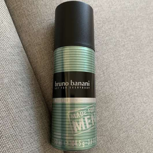 bruno banani Made for Men Deodorant Spray