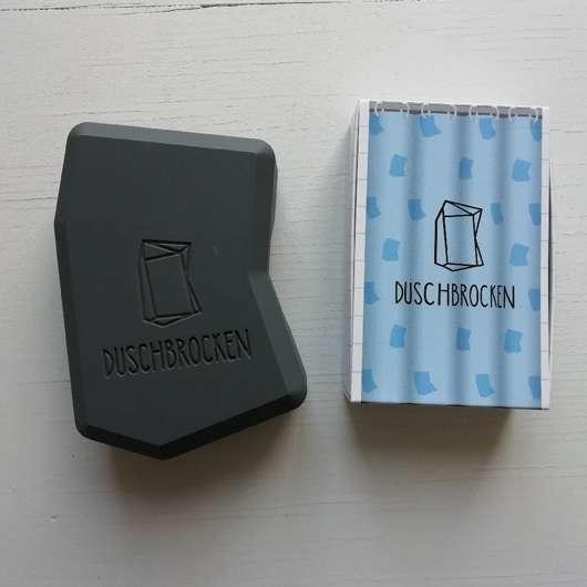 Duschbrocken Maxi Minz inkl. FAIRpackung