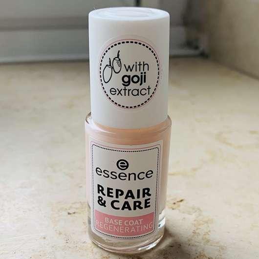 essence Repair & Care Base Coat Regenerating