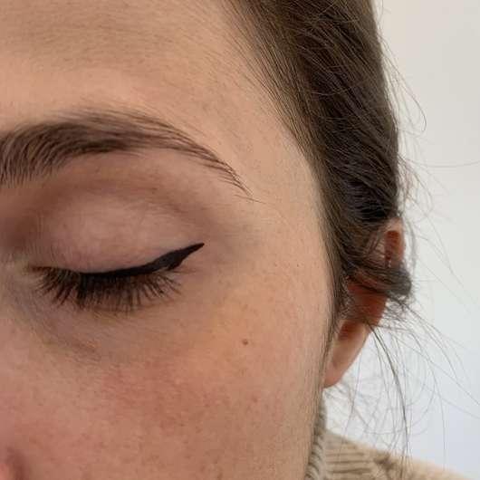 IsaDora Flex Tip Eyeliner, Farbe: 81 Matt Black