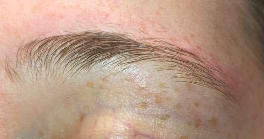 ISANA Eye Lash Wimpern-/Augenbrauen-Serum - Augenbrauen zu Testbeginn