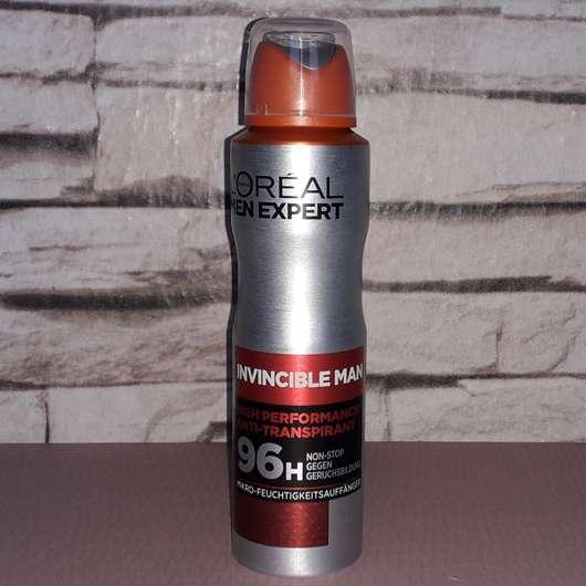L'Oréal Men Expert Invincible Man 96h Anti-Transpirant Spray
