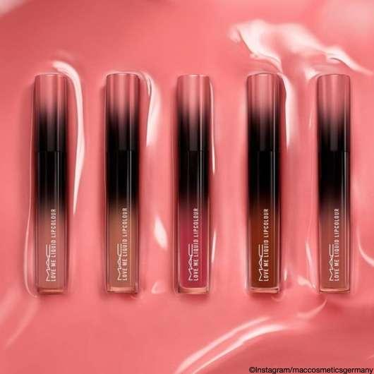 M.A.C: Love Me Liquid Lipcolours