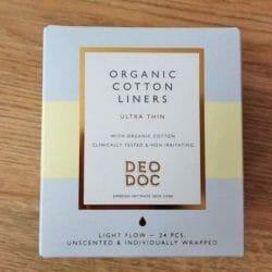 Produktbild zu DeoDoc 100% Organic Cotton Liners