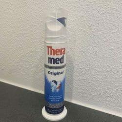 Produktbild zu Theramed Original Fluorid-Zahncreme Spender