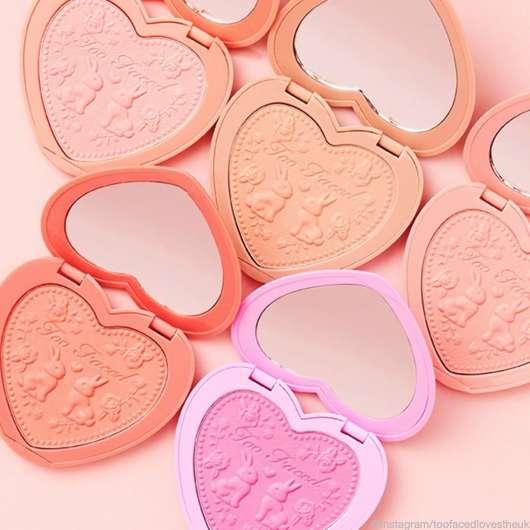 Too Faced: Love Flush Blush