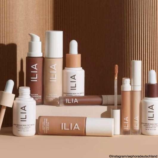 ILIA Beauty: Neu bei Sephora!
