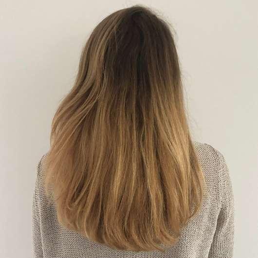Alterra Nutri Care-Shampoo Bio-Arganöl - Haare nach Testende