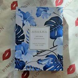 "Produktbild zu ASALEA Aroma Auto Diffuser ""Tropical Flowers"""