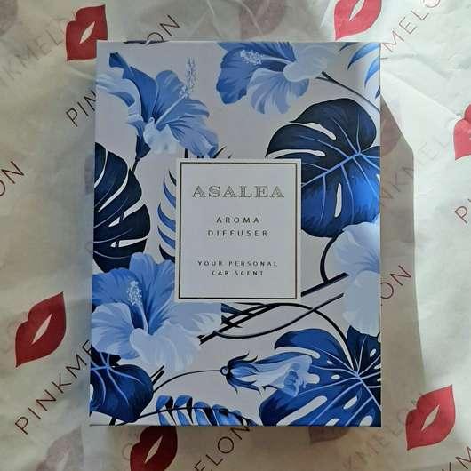 "ASALEA Aroma Auto Diffuser ""Tropical Flowers"""