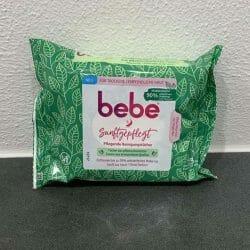 Produktbild zu bebe® sanftgepflegt Pflegende Reinigungstücher