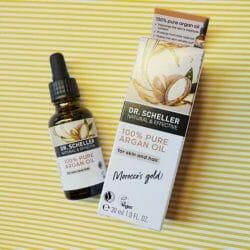 Produktbild zu DR. SCHELLER 100% Reines Arganöl