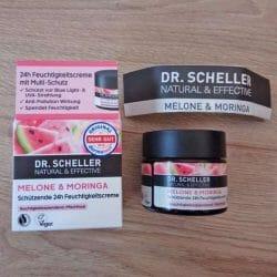 Produktbild zu DR. SCHELLER Melone & Moringa Schützende 24h Feuchtigkeitscreme