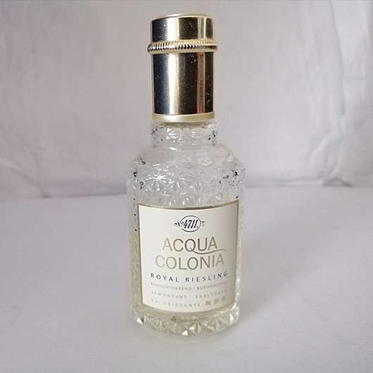 4711 Acqua Colonia Royal Riesling Eau de Cologne