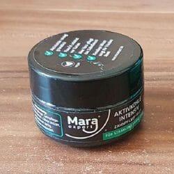 Produktbild zu MARA EXPERT Aktivkohle Intensiv Zahnpflege-Jelly