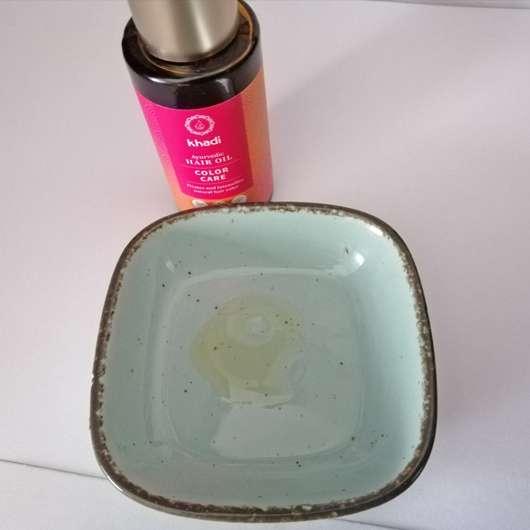 Khadi Ayurvedic Hair Oil Color Care