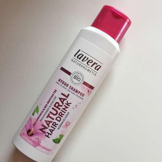lavera Natural Hair Drink Hydro Shampoo