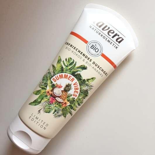 <strong>lavera Naturkosmetik</strong> Summer Vibes Erfrischendes Duschgel (LE)