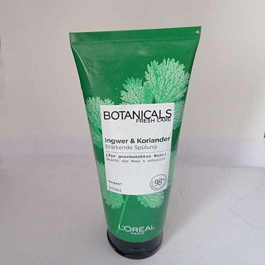 L'ORÉAL PARiS Botanicals Fresh Care Ingwer & Koriander Stärkende Spülung
