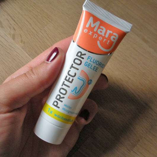 <strong>MARA EXPERT</strong> Fluorid Gelee Protector