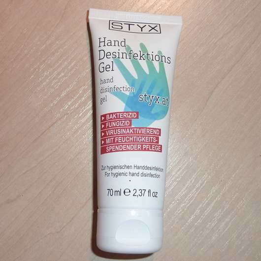 <strong>STYX Naturcosmetic</strong> Hand-Desinfektionsgel