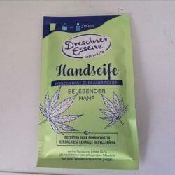 Produktbild zu Dresdner Essenz Less Waste Handseife – Konzentrat zum Anmischen (Belebender Hanf)