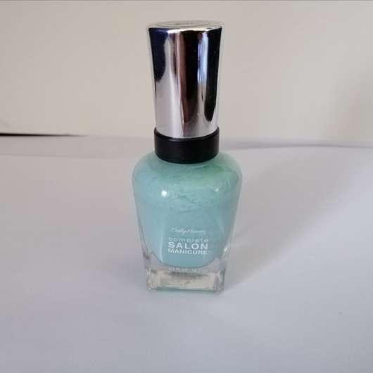 Sally Hansen Complete Salon Manicure Nagellack, Farbe: 601 Barracuda