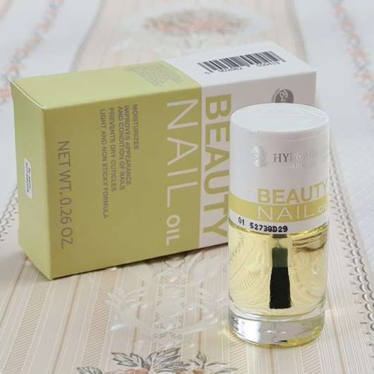Bell HYPOAllergenic Beauty Nail Oil