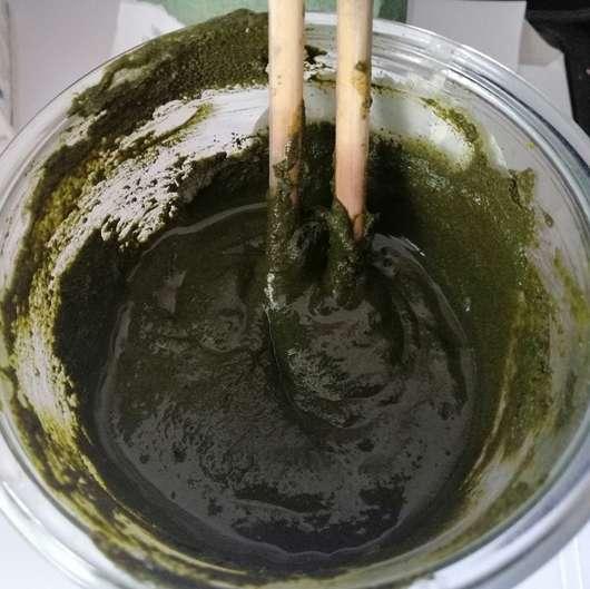 Garnier Color Herbalia 100% Pflanzenhaarfarbe Mokkabraun - angerührt
