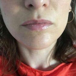 Lippen mit Hipi Faible Lip Balm Mint & Menthol