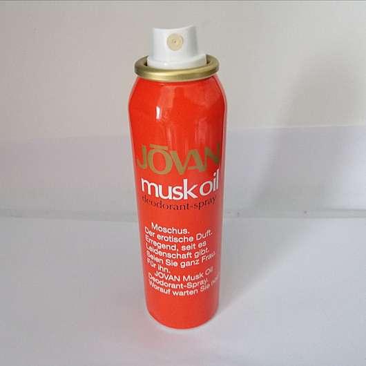 Jovan musk oil deodorant-spray
