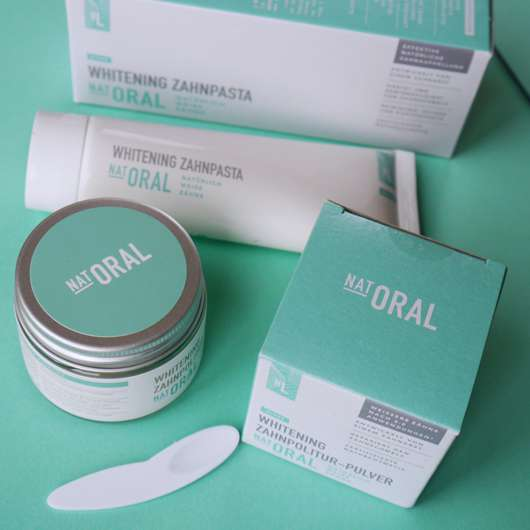 <strong>NATORAL</strong> Whitening-Set