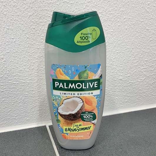 Palmolive Limited Edition Das ist #MeinSommer Duschcreme