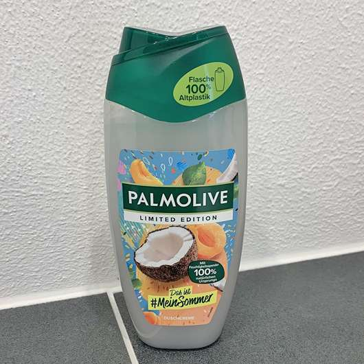 <strong>Palmolive</strong> Limited Edition Das ist #MeinSommer Duschcreme