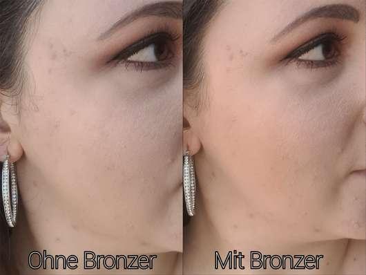 Physicians Formula Murumuru Butter Bronzer, Farbe: Light Bronzer - Foto von der Haut