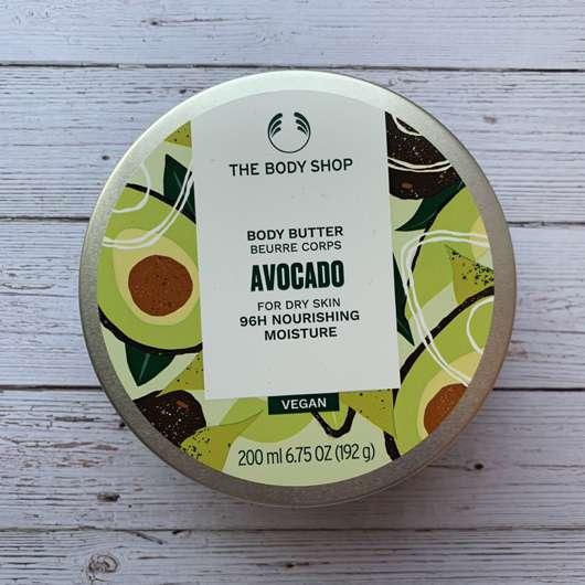 The Body Shop Avocado Body Butter
