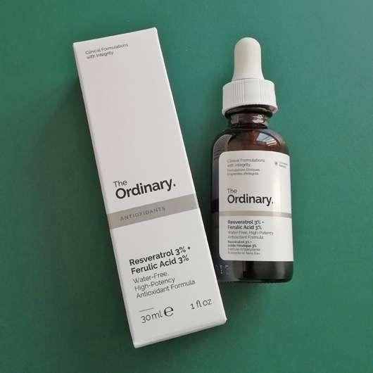 The Ordinary Antioxidants Resveratrol 3% + Ferulic Acid 3%