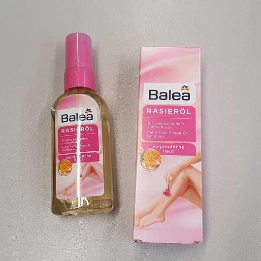 <strong>Balea</strong> Rasieröl