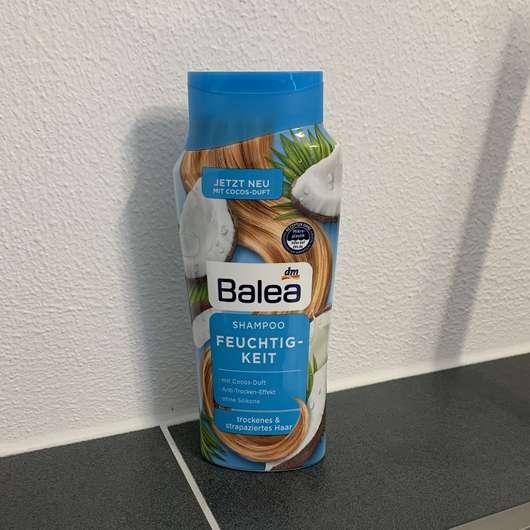 Balea Shampoo Feuchtigkeit mit Cocos-Duft