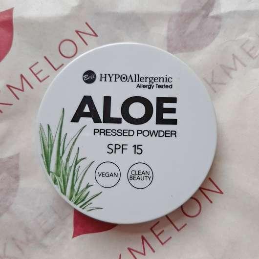 Bell HYPOAllergenic Aloe Pressed Powder SPF 15, Farbe: 01 Cream