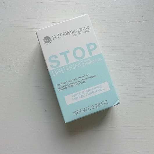 Bell HYPOAllergenic Stop Breaking Nail Hardener