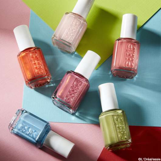 """essie: """"ferris of them all"""" collection"""
