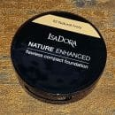 IsaDora Nature Enhanced Flawless Compact Foundation, Farbe: 82 Natural Ivory
