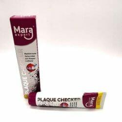 Produktbild zu MARA EXPERT Plaque Checker Zahncreme