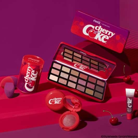 Coca Cola x Morphe Cherry Coke Collection 🍒